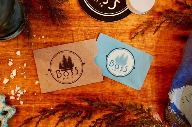 Boss Gift Cards