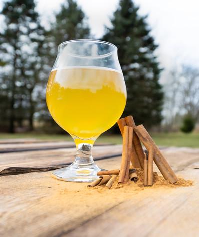 Cinnister-Apple Cinnamon Hard Cider