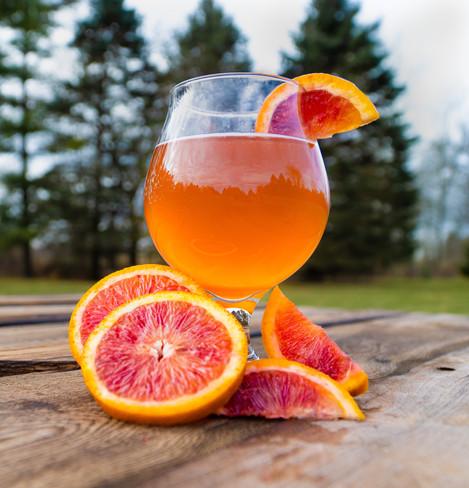 King's To You-Apple Blood Orange Hard Cider