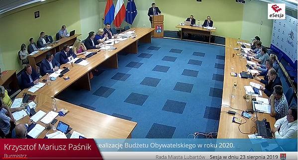 Burmistrz Miasta Lubartów
