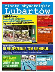 XIX Wydanie Miasto Obywatelskie Lubartów
