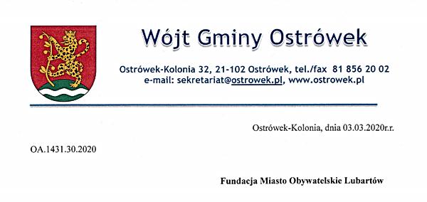 Urząd Gminy Ostrówek