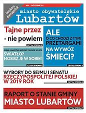 Miasto Obywatelskie Lubartów wydanie nr 6