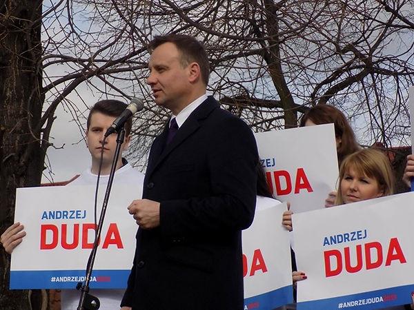 49 Kandydat Andrzej Duda w Lubartowie