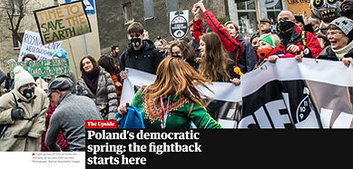 The Guardian: Poland's democratic spring