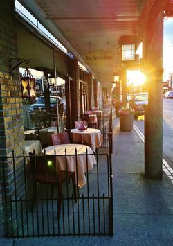 Sun on Bay Street