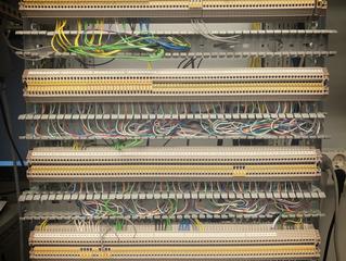 Uppgradering av Huvudcentral Liseberg
