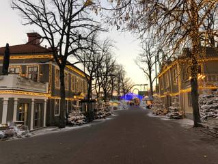 Lisebergs Julmarknad 2018