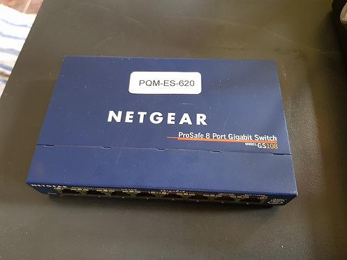 Prosafe 8 port gigabit switch GS108 #620