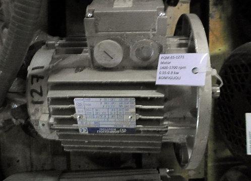 Motor de 1400-1700 rpm #1271