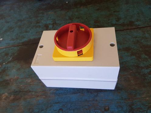 Interruptor seccionador 194E-Y25-1753-6N #181