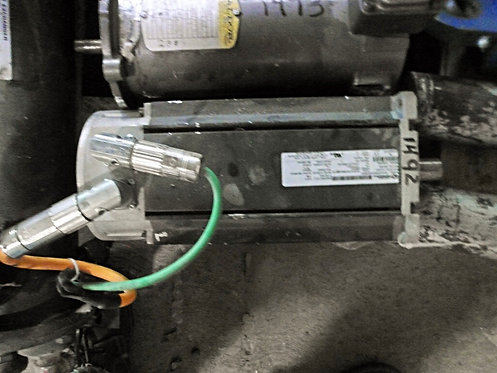 Servomotor 3200 rpm máx #1492