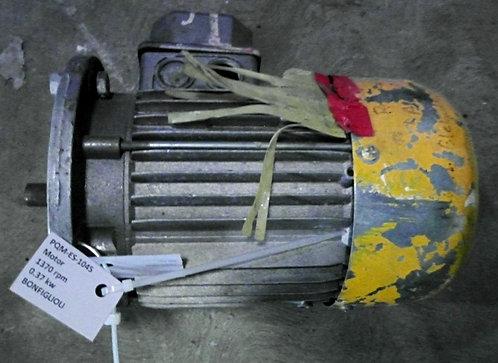 Motor de 1370 rpm #1045