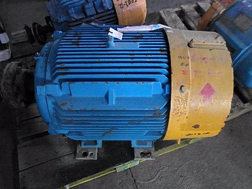 Motor de 40 hp, 1185 rpm #376
