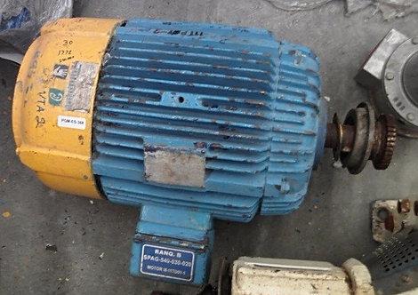 Motor de 30 hp, 1172 rpm #368