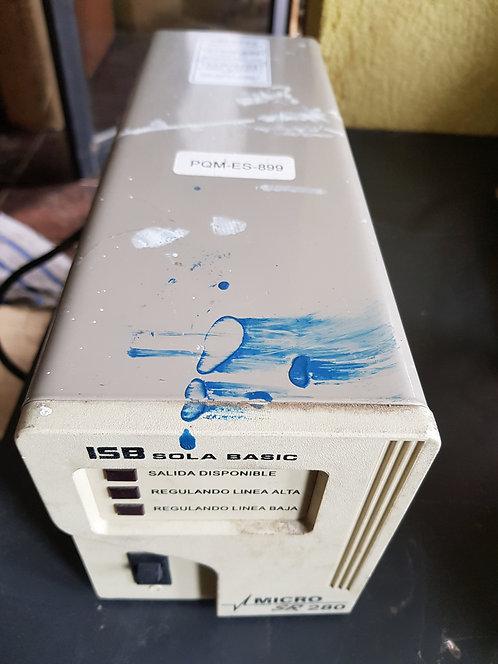 Regulador de voltaje Micro SR 280 #899