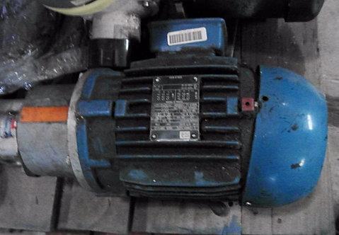 Motobomba de 0.75 hp y 1740 rpm #087