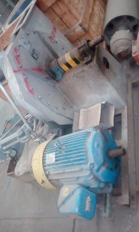 Extractor con motor #2626