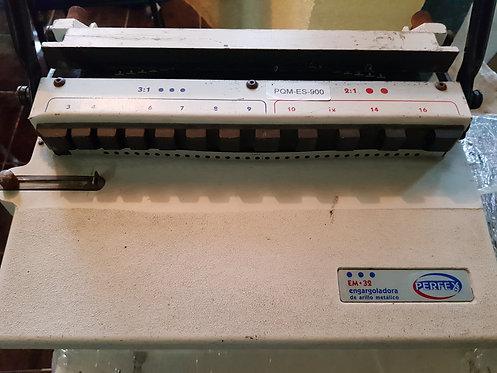 Engargoladora EM-32 #900