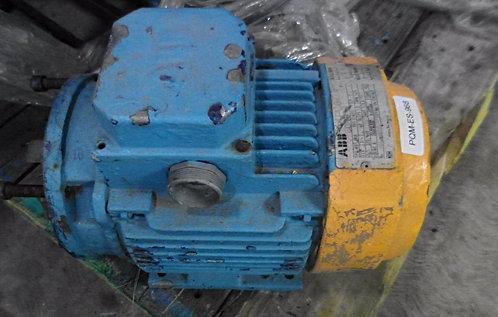 Motor de 2 hp y 1675 rpm #968
