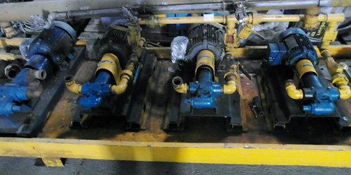 Motor de 1735 rpm, 5 hp #378