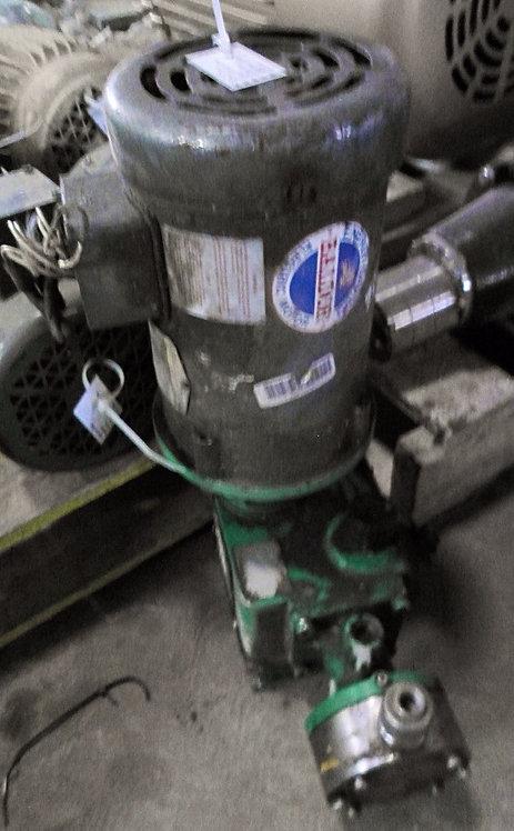 Motobomba de 1.6 hp, 1725 rpm #041