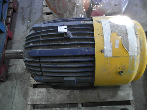 Motor de 125 hp y 1475 rpm #519