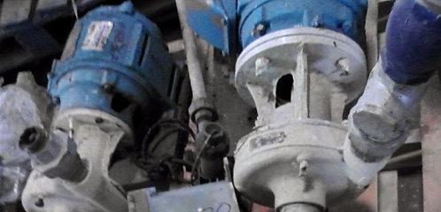 Bombas Jacuzzi de 60 hp, 3510 rpm #044
