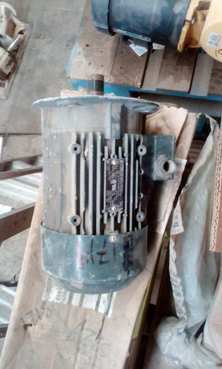 Motor de 3490 rpm y 2 hp #1714