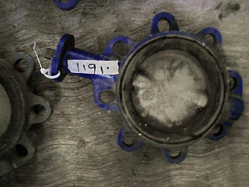 """Refacción de válvula de mariposa de 6"""" #1191"""