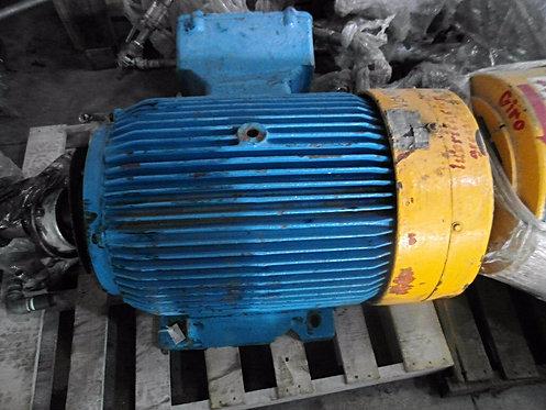 Motor de 75 hp y 885 rpm #355