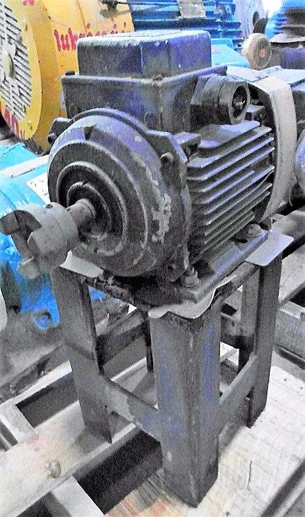 Motor de 1725 rpm y 1.5-3 hp #3433