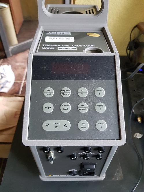 Calibrador de temperatura 650SE #854