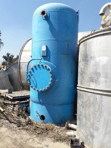 Tanque de aire 2m de diámetro x 3.40m de altura #076