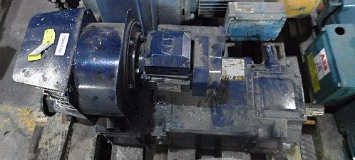 Motorreductor de 6.7 kw y 1480 rpm #966