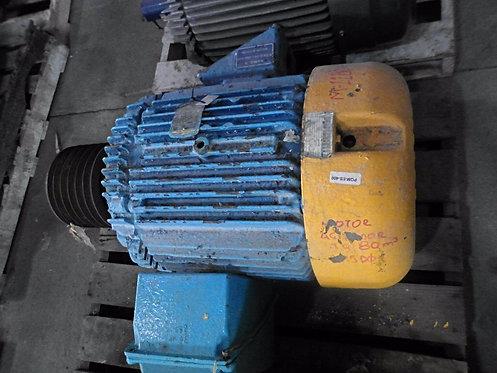 Motor de 50 hp y 1180 rpm #400