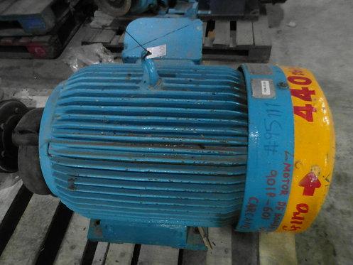 Motor de 100 hp y 1775 rpm #393