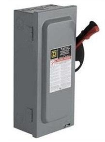 Interruptor de seguridad de servicio pesado H362 #492