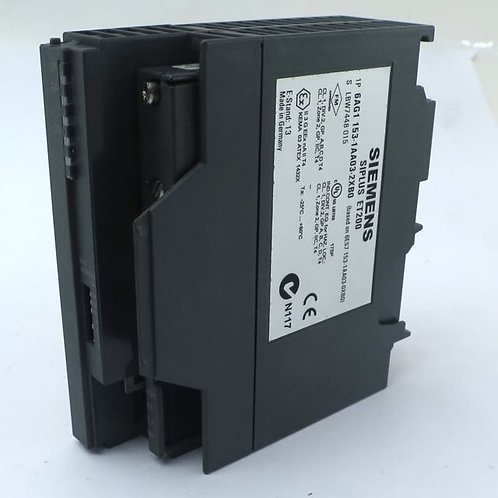 Modulo SIPLUS ET200M 6AG1 153-1AA03-2XB0 #260