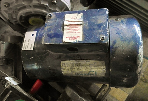 Motor de 1740 rpm, 2 hp #1504