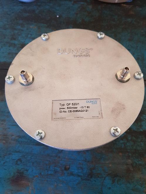 Filtro de gas GF 520/1 #179