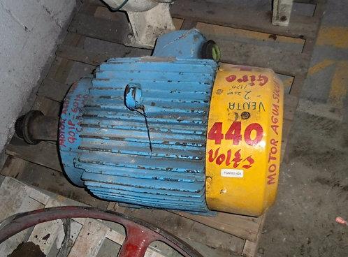 Motor de 25 hp y 1170 rpm #428