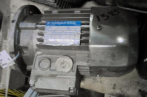 Motor de 1700 rpm  0.5 hp #1345