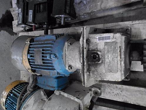 Motorreductor de 3 kw y 1775 rpm #144