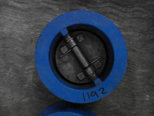 "Válvula check de 6"" #1192"