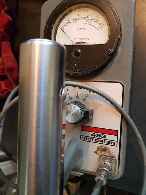 Detector de radiación 493 #641