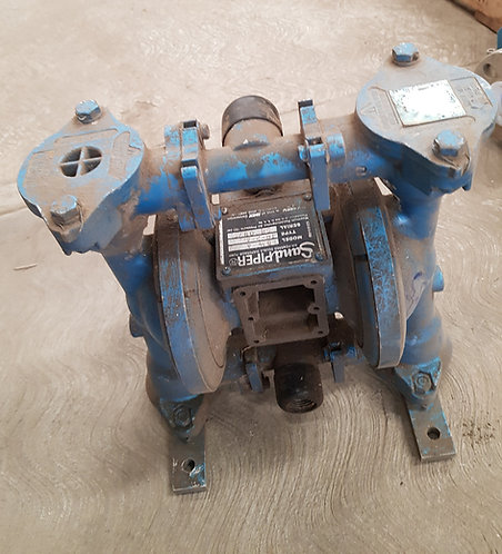 Válvula de diafragma Modelo: LB 1/2-A #3439