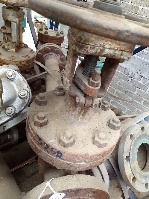 """Válvula de vapor de 4"""" #3252"""