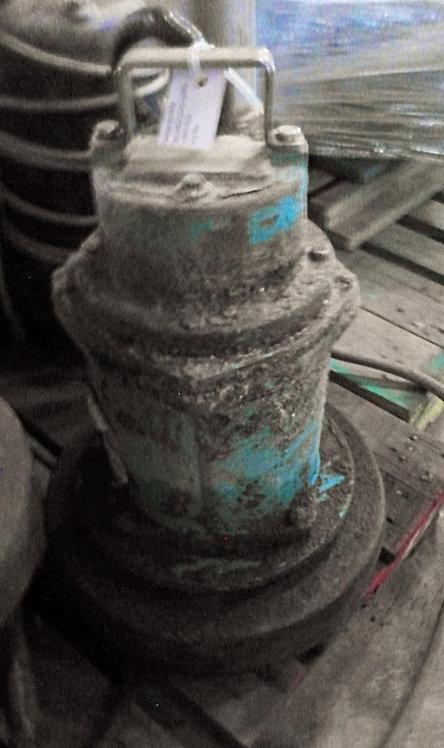 Bomba Sumergible de 4.5 hp y 1580 rpm #098