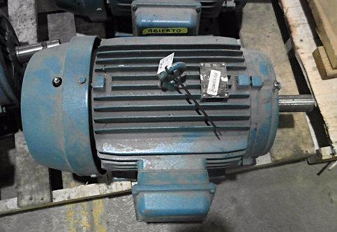 Motor de 20 hp y 1755 rpm #522
